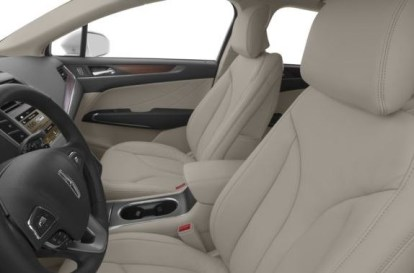 Lincoln MKC 2018 Front Seats