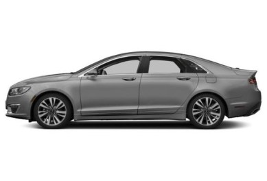 Lincoln MKZ 2018 Side Image