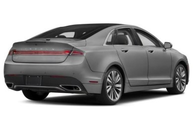 Lincoln MKZ 2018 Title Image