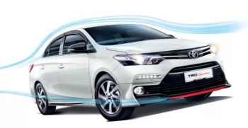 New Alternative to Toyota Corolla GLI in pakistan