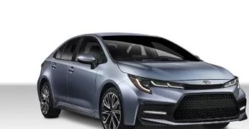 New Toyota Corolla 12th generation has revealed by company for 2020