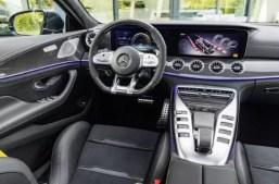 AMG GT four door 2019 Interior