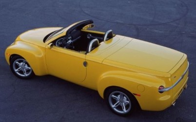 Beautiful or bad looking, Chevrolet SSR Truck 2003