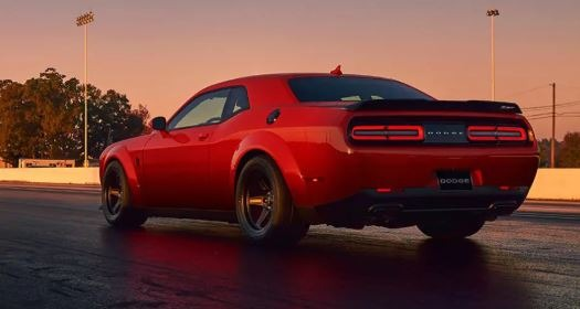 Dodge Demon one of most secret yet jaw-dropping innovation of Dodge in history
