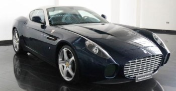 GTZ Nibbio Zagato worths 1.49 million dollars