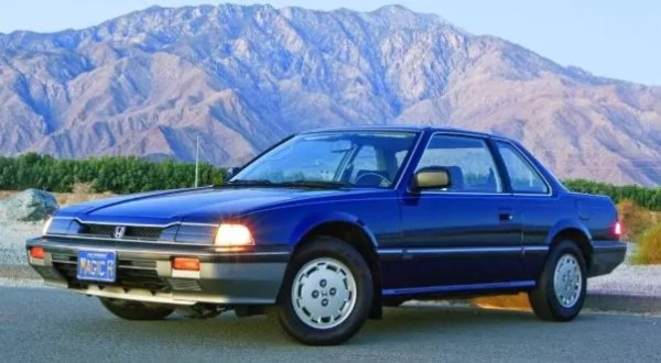 Honda Prelude 2nd Generation
