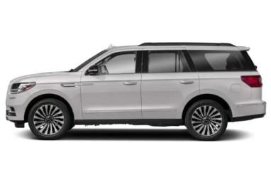 Lincoln Navigator 2018 side image