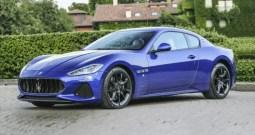 Maserati GranTurismo Sport 2018 Price,Specifications