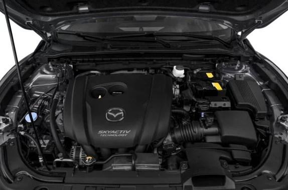Mazda 6 2018 Engine Image