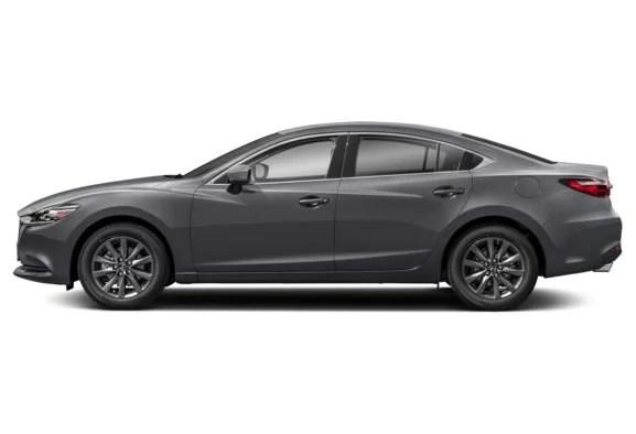Mazda 6 2018 Side Image