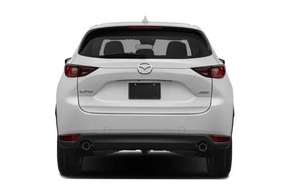 Mazda CX-5 2018 Back Image