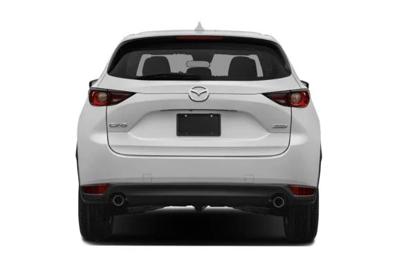 Mazda CX-5 2018 Back Image