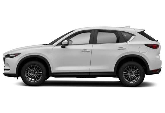 Mazda CX-5 2018 Side Image