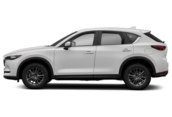 Mazda CX-5 2018 Side Image