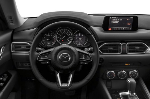 Mazda CX-5 2018 Steering And Transmission