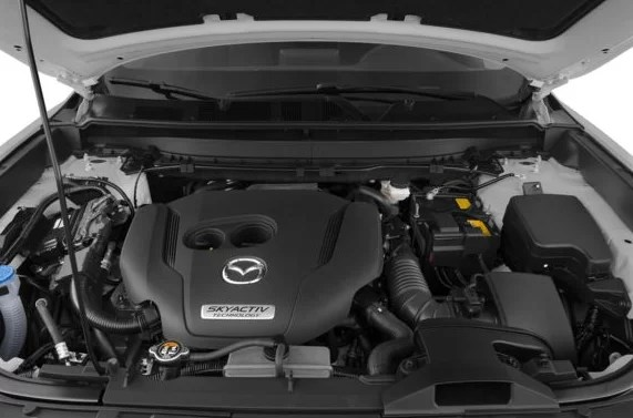 Mazda CX-9 2018 Engine Image