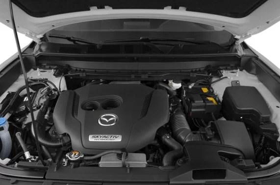 Mazda CX-9 2018 Engine Image