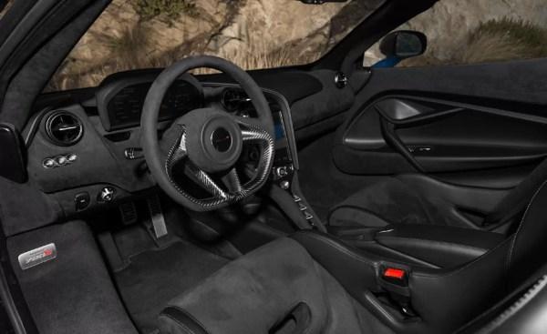 McLaren 720S 2018 Interior