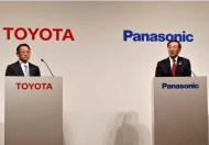 Toyota Panasonic Joint Venture for Electric Batteries