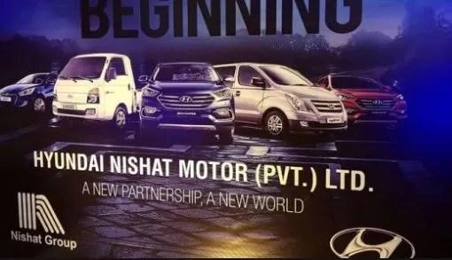 Hyundai Nishat A New beginning a new partnership