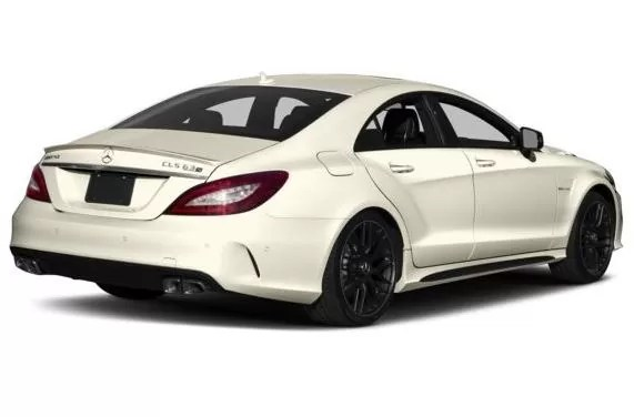 Mercedes-Benz AMG CLS63 4Matic 2018 Price,Specifications full
