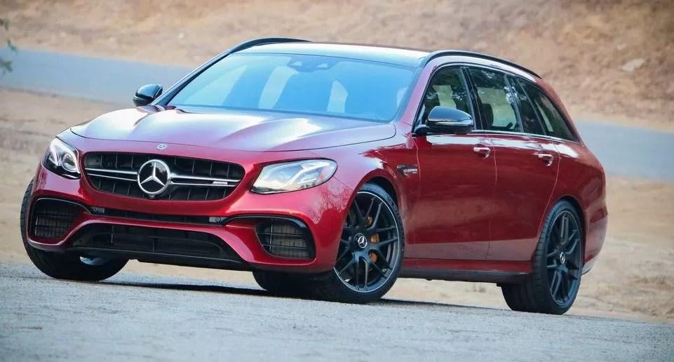 New Mercedes-AMG E 63 gets a TWEAK or three to keep up