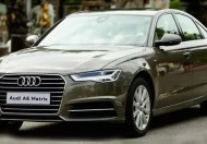 Audi A6 lifestyle