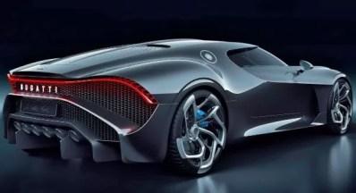 Bugatti La Voiture Noire the Speechless beauty
