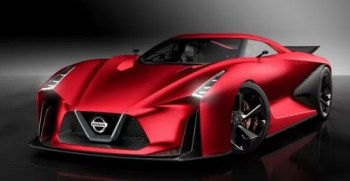 Nissan GT-R 2020 reveals its facelift