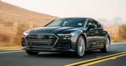 Info Audi A7 2019
