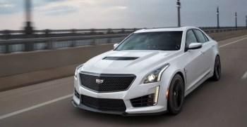 Cadillac CTS-V 2019 most powerful sedan ever built