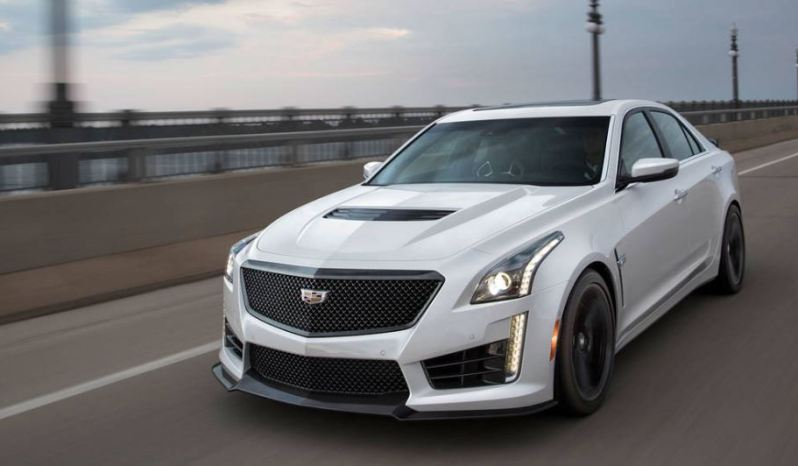 Cadillac CTS-V 2019 most powerful sedan ever built