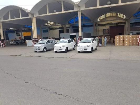 Suzuki Alto Arrived in Pakistan