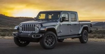 Jeep Gladiator 2020 feature