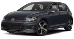 Info Volkswagen Golf GTI 2019
