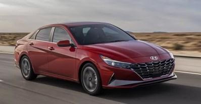 2021 Hyundai Elantra feature image