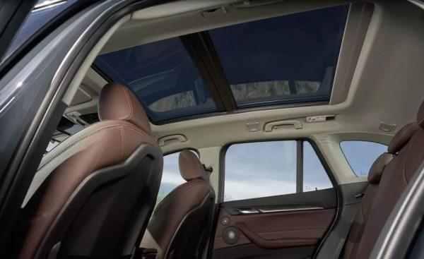 2020 BMW X1 Series panoramic view