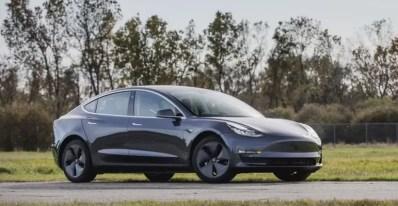 2020 Tesla Model 3 feature Image