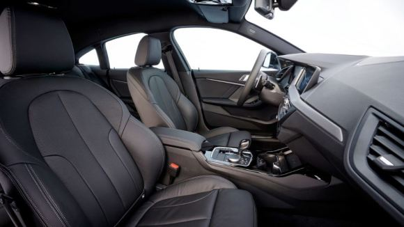 BMW 2 Series Gran Coupe 1st Generation front cabin full