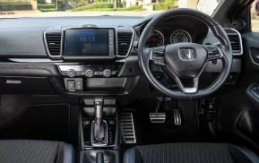 7th Generation Honda City interior view