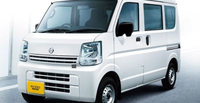 1st Generation Nissan Clipper minivan feature image