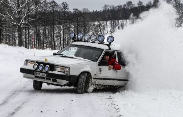 Using the clutch and brake in the winter