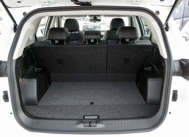 2nd Generation Jetour X70 Plus luggage area view