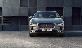 1st generation Jaguar i pace all Electric SUV feature image