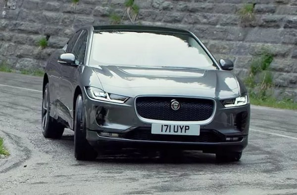 1st generation Jaguar i pace all Electric SUV title image