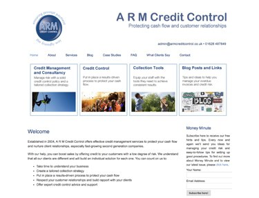 ARM Credit Control