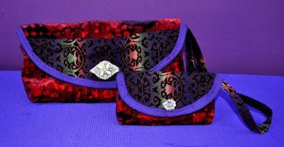 Purple clutch 03