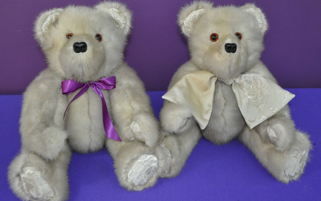 Bears for Grandma and Grandchild