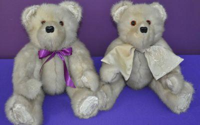 Bears for Grandma and Grandchild