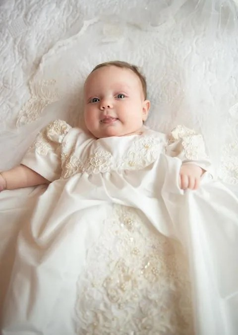 A Christening Gown for Generations